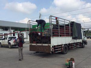 รถรับจ้างขนของกาญจนบุรี