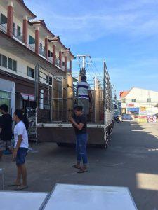 รถหกล้อรับจ้างกาญจนบุรี