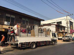 รถรับจ้างขนของนนทบุรี