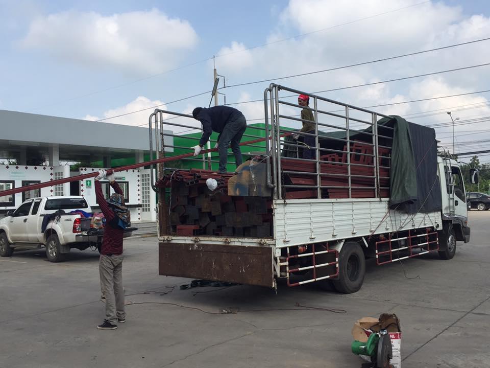 รถรับจ้างนนทบุรี